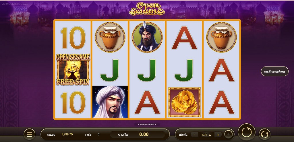 online slots game th