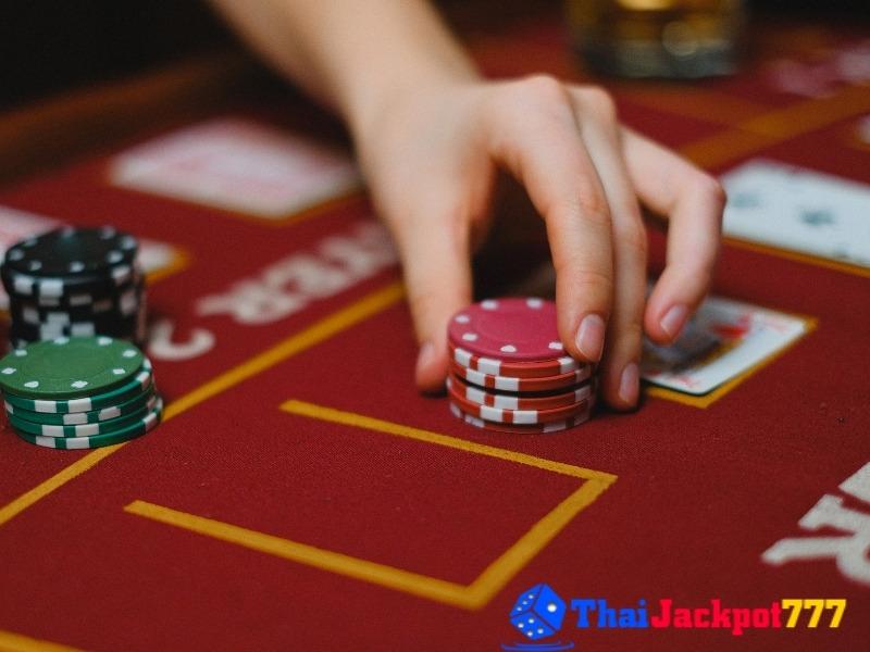 online poker table casino